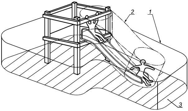Учет зон безопасности при создании детской площадки