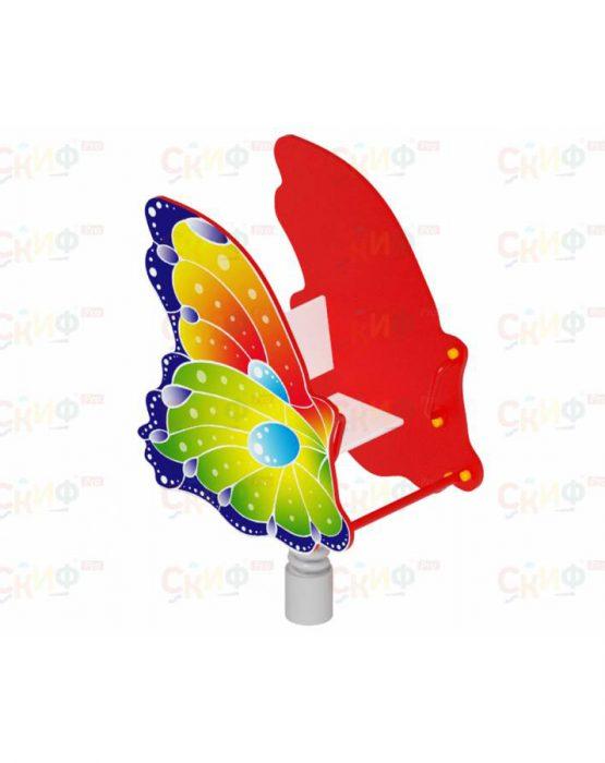 Качалка на пружине Бабочка ИО 204