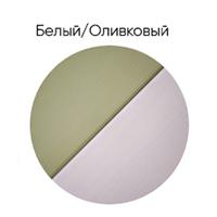 Савушка Baby 7 (бело-оливковый)