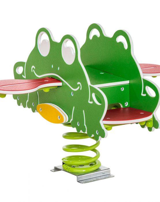 Игрушка качалка на пружине Frogquartet (Лягушка)