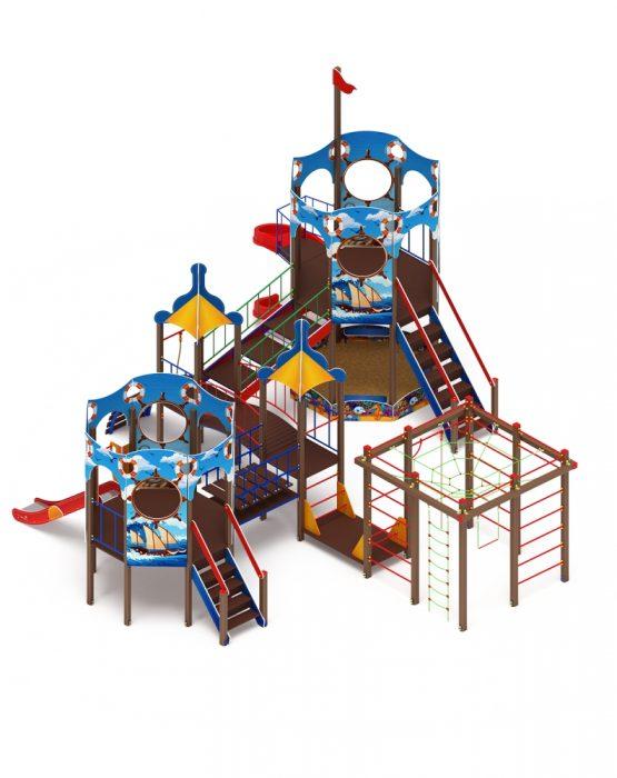 Детский игровой комплекс «Морской»