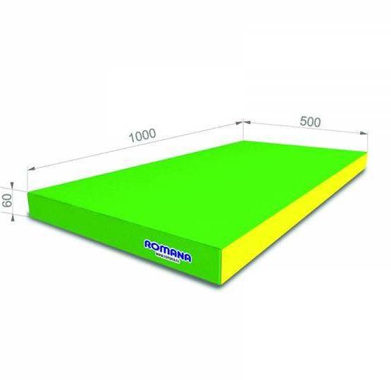 Мягкий щит (Мат) 1000*500*60, одинарный