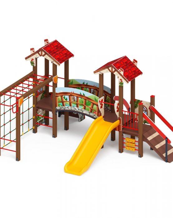 детский игровой комплекс Алматы