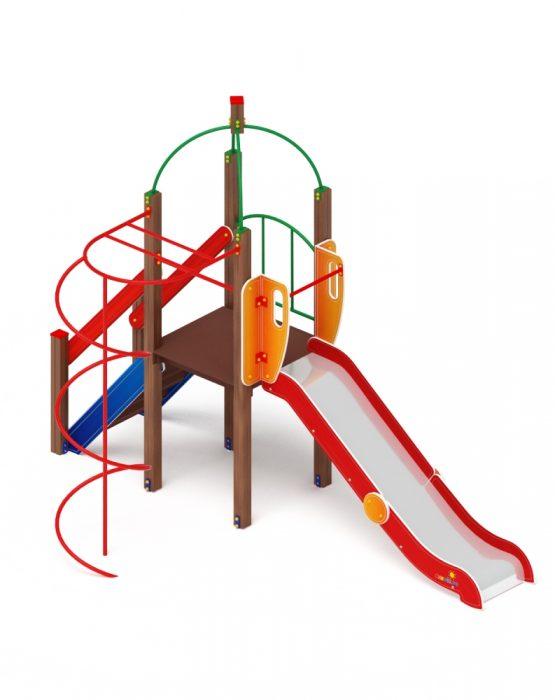 детский игровой комплекс Навина